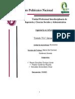 Trabajo Economia Tlc Mexico-japon