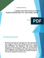 Keselamatan kerja dan penanggulangan bahaya kebakaran kel 1.pptx