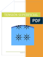 Tension Superficial