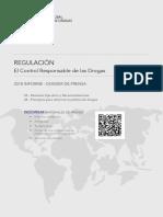 2018 Report Informe Dossier de Prensa SPA