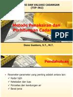 Materi Perhitungan Cadangan.pdf