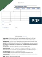 Assessment Planning Matrix 1