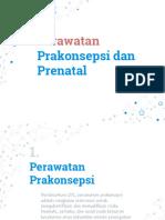 Perawatan Prakonsepsi dan Prenatal