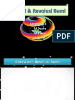Rotasi Dan Revolusi Bumi (Dzaky,Faisal,Rofi)