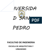 Monografia Arquitectura Peruana II