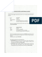 Contoh surat Perjanjian Tanah.docx