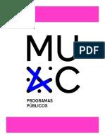 32 Aniversario de la Lucha Libre Femenil en la Ciudad de México en el MUAC