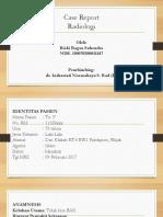 Case Report Radiologi