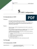 HUAWEI -  OSPF Configuration