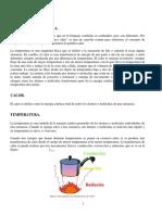 Mecanismos de Transmisión de Calor (Conduccion, Conveccion, Radiacion)