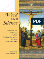 [Raymond Gawronski] Word and Silence Hans Urs Von(B-ok.cc)