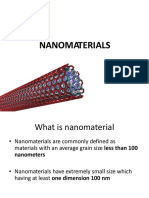 Introduction to Nanomaterial