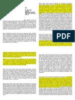 5. Arranza vs. B.F. Homes, Inc. 333 SCRA 799 , June 19, 2000