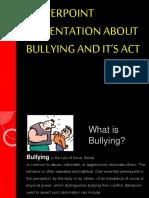 Antibullyingact