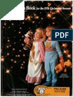 1976 Sears Christmas Book