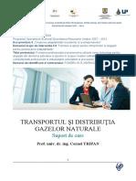 Transportul Si Distributia Gazelor Naturale