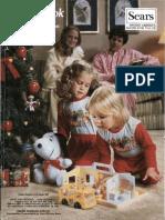 1980 Sears Christmas Book