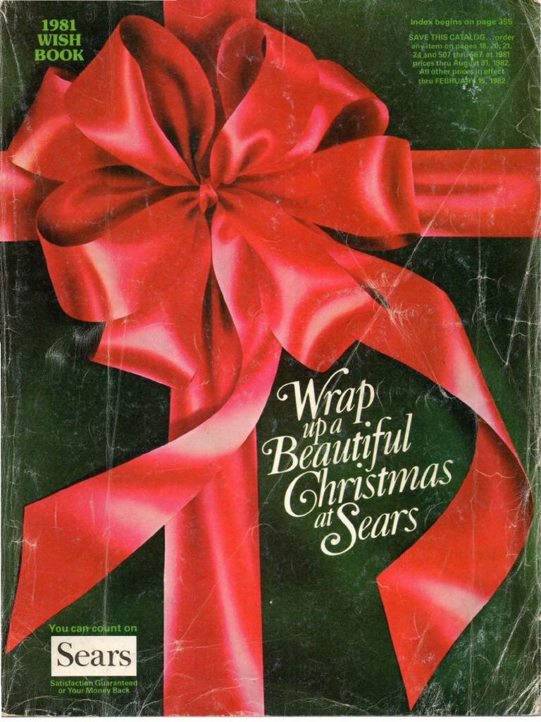 49fef1406 1981 Sears Christmas Book   Flash (Photography)   Christmas