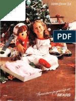 1984 Sears Christmas Book