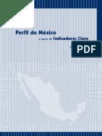 Perfil de Mexico a Traves de Indicadores Clave 2013