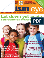 Autism Eye Issue 30