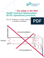 HTM_05-03_Part_J-Guidance on Fire Engineering of Healthcare
