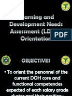 Competency Proficiency Assessment Orientation[1]