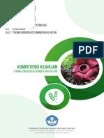 KIKD Teknik Konservasi Sumber Daya Hutan