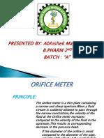 Presentation P E