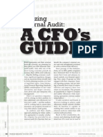 Utilizing Internal Audit CFO Guide