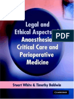 Ebooksclub.org Legal and Ethical Aspects of Anaesthesia Critical Care and Perioperative Medicine 3