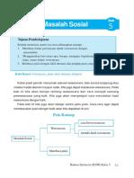 Bahasa Indonesia SD-MI Kelas 5. Bab 5