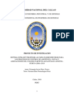 Sistema Intranet Profesor-Alumno-Padre/Servidor - No experimental