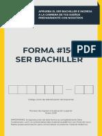 Forma Cuestionarix 2018 - ETAPA 9