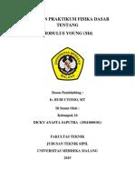 Laporan Praktikum Fisika MODULUS YOUNG (M4).docx