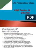 Asme Section Ix