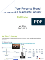 Val Bitton Presentation July 7 2016