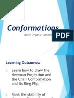 Conformation s