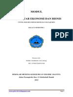 Handout Pengantar Ekonomi Kelas X Semester 1 Tahun 2013 (1).pdf