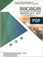 Rancangan Renstra 2017 - 2022