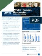 UNWTO Barometer November 2018