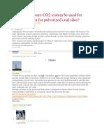 LP CO2 Discussion