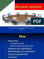 La Planification Sanitaire