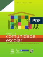Renato Brito - Gestão e Comunidade Escolar