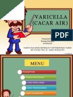 Penyuluhan Varicella