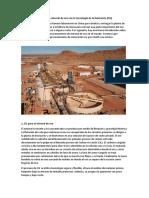 Procesamiento de Carbón Mineral de Oro Con La Tecnología de La Lixiviación CIL