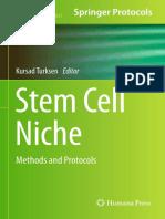 Stem Cell Niche