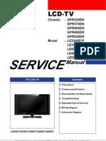 Samsung LCD A55x Service Manual