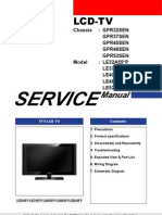 Samsung LCD A55x Service Manual