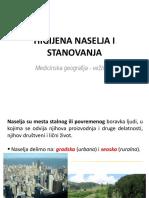 Higijena naselja i stanovanja